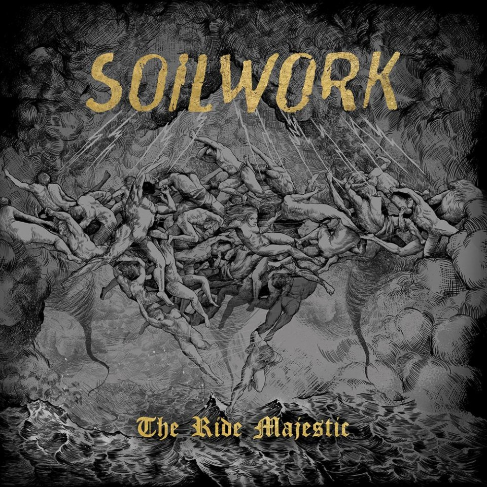 The Ride Majestic Soilwork