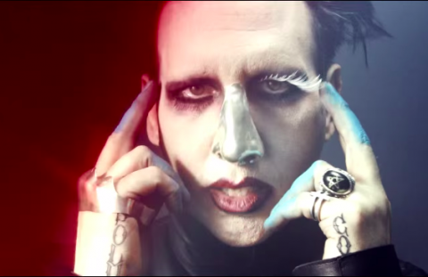 "Marilyn Manson: video ""Third Day Of A Seven Day Binge"""