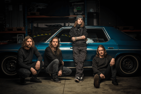"Children of Bodom release first song ""Morrigan"" from new album"