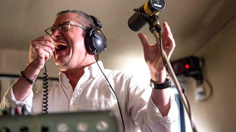 "Video: Faith No More perform ""Superhero"" at Radio 1 Rock Show"
