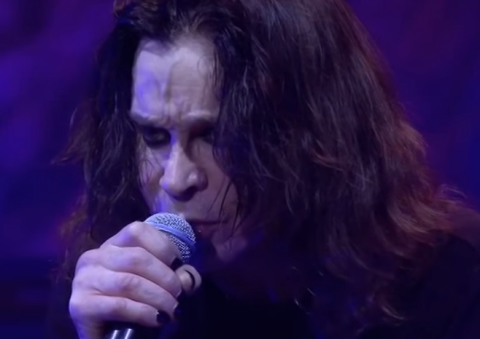 "Black Sabbath's live video ""Into The Void"", 2013"