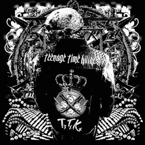 "Teenage Time Killers unveil song ""Crowned by the Light of the Sun"" feat. Clutch's vocalist"