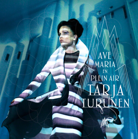 "Tarja Turunen to release classical debut album ""Ave Maria - En Plein Air"""