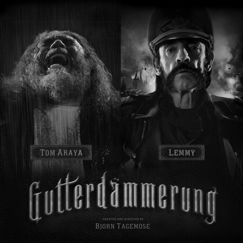 "Details of ""Gutterdämmerung"" silent movie feat. musicians from Slayer, Motörhead and others"