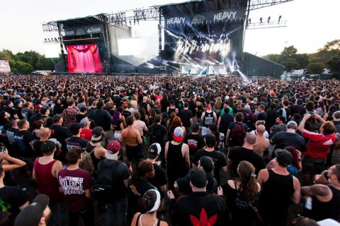 Live videos: Slipknot, Lamb of God, Faith No More, Abbath, Meshuggah and others at Heavy Montreal