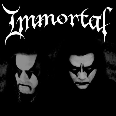 Immortal is recording material for new album