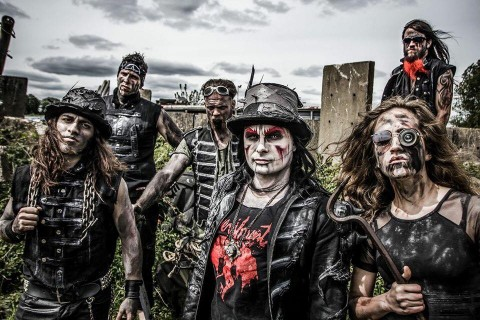 New video of Devilment with Dani Filth on vocals