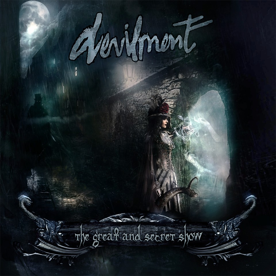 обложка the great and secret show devilment