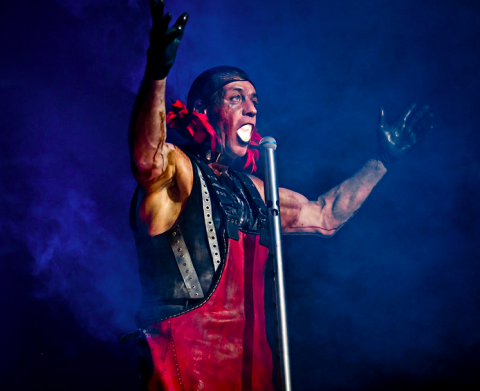 "Rammstein release video from new live album ""In Amerika"""