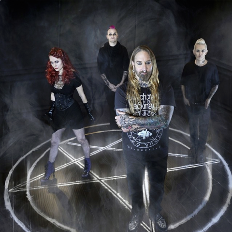 "Coal Chamber release lyric video ""Another Nail In The Coffin"""