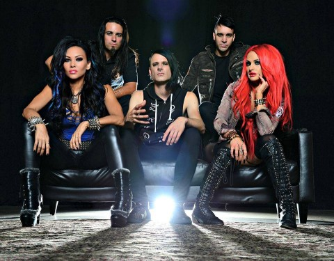Butcher Babies is streaming new album with videos for all its songs