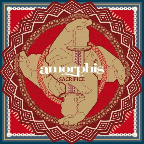 "Amorphis' new video ""Sacrifice"""