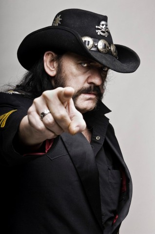 "Motörhead is streaming new album ""Bad Magic"""
