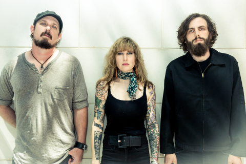 "Kylesa: track ""Shaping The Southern Sky"""