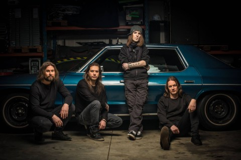"Children of Bodom's new track ""I Hurt"""