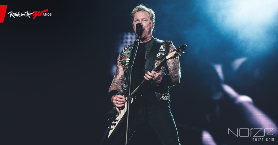 Photo by I Hate Flash — Full videos from the bands' performances at the Rock In Rio 2015