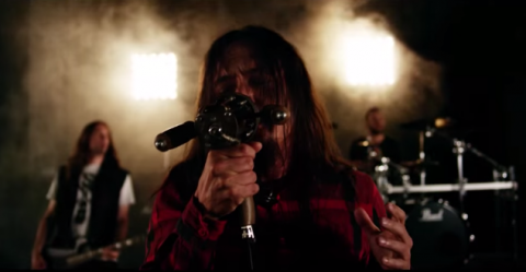 "Amorphis release video ""Death Of A King"""