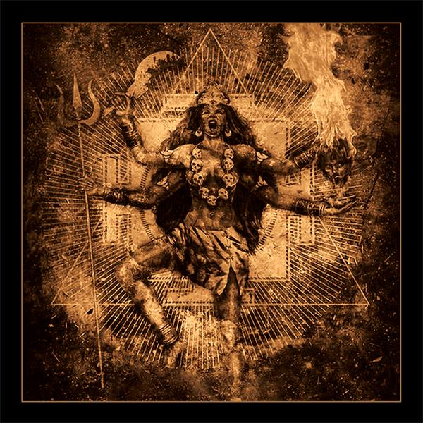 Raventale Dark Substance Of Dharma cover
