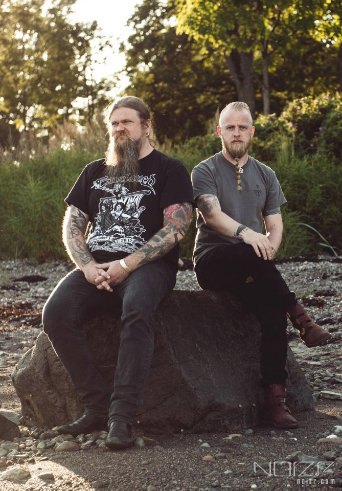 Skuggsjá — Enslaved and Wardruna members set up a joint project