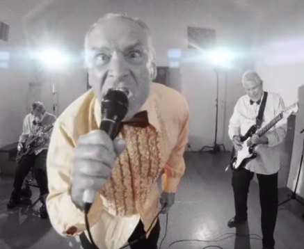 "Faith No More's new video ""Sunny Side Up"""