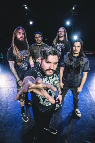 "Suicide Silence: концертне відео ""Sacred Words"""