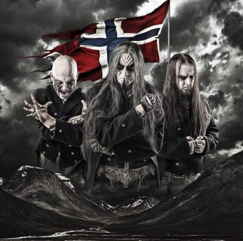 Video: Dimmu Borgir are working on new album