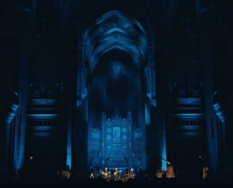 Anathema: two videos from the new live album filmed at Liverpool Cathedral