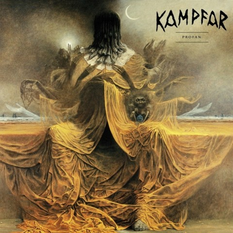 Kampfar new album official stream