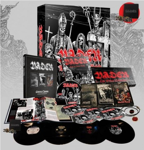 "Vader live video ""Final Massacre"" from exclusive collection edition"