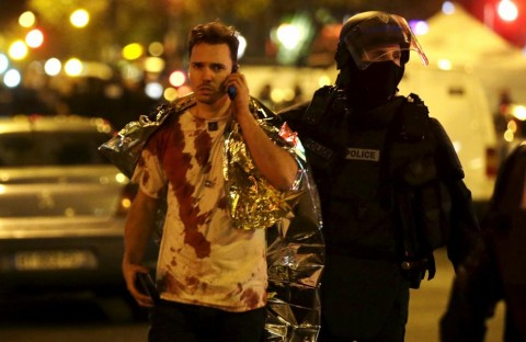 Gunmen attacked several locations in Paris, including Eagles of Death Metal show