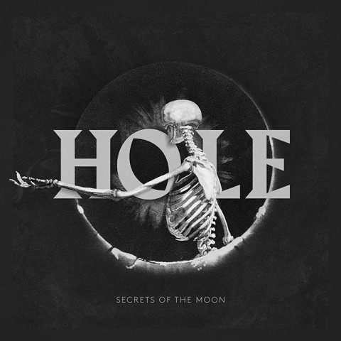"Secrets Of The Moon: atmospheric lyric video ""Hole"""