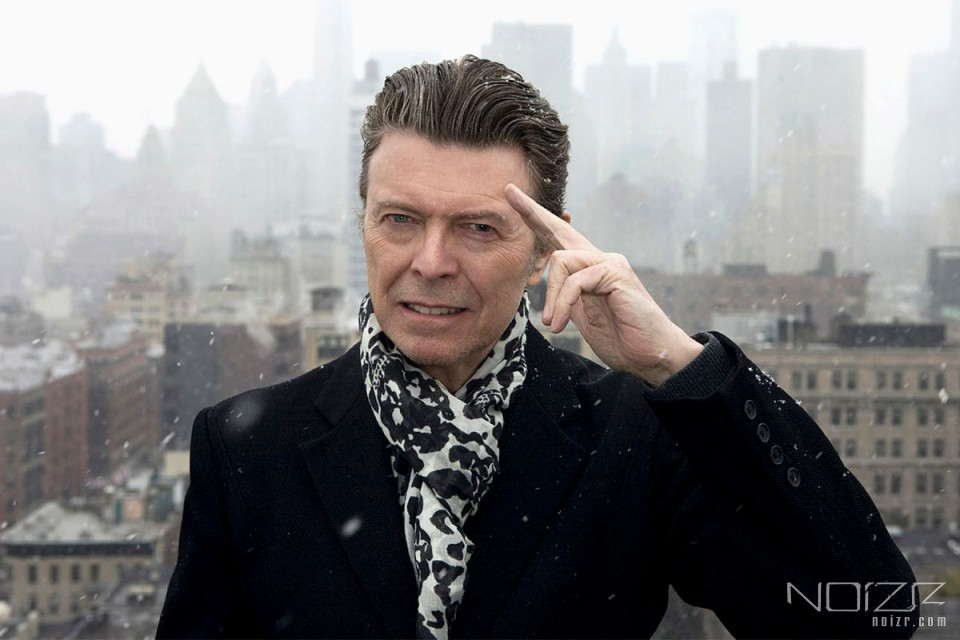 David Bowie — David Bowie died on the 70th year of life
