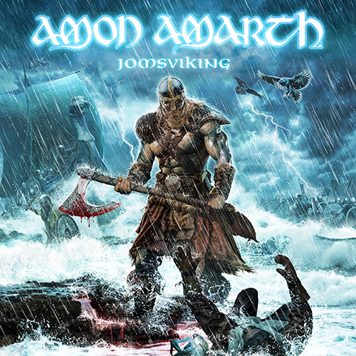 Amon Amarth Jomsviking cover