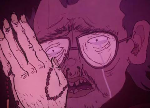 "The Black Dahlia Murder представили анимационное видео ""Threat Level No. 3"""