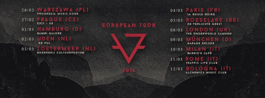 Votum Kingcrow Tour Dates 2016