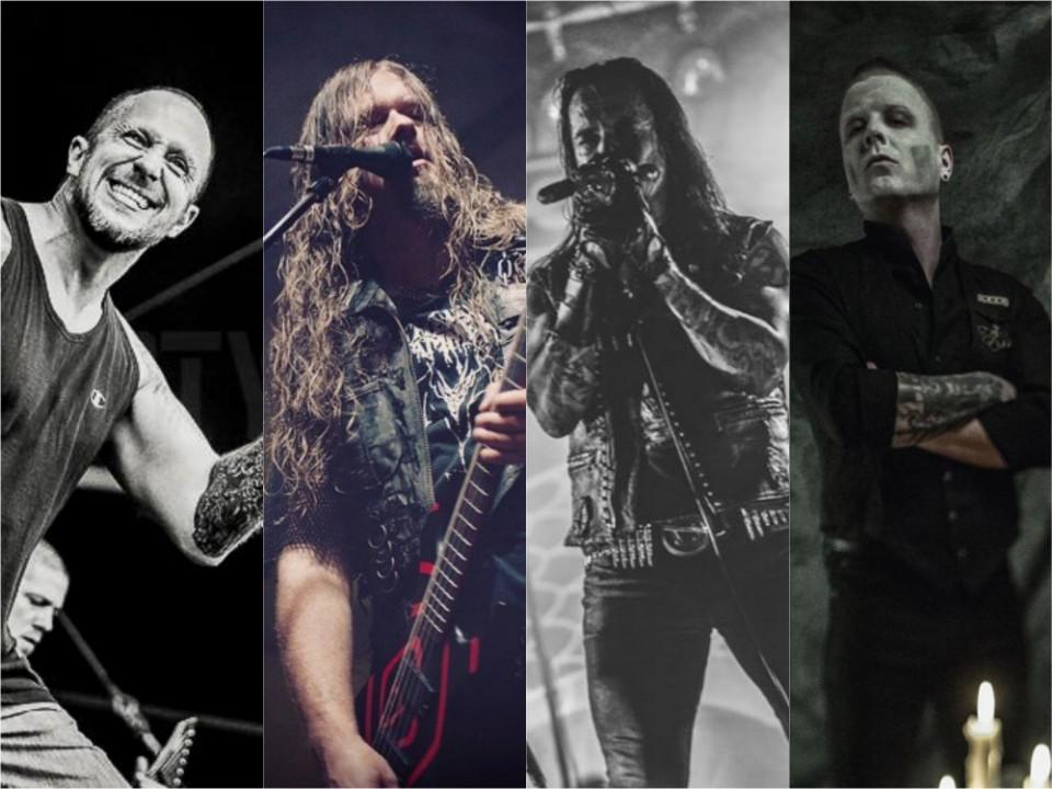 European tour dates: Suffocation, Borknagar, Amorphis, The Vision Bleak