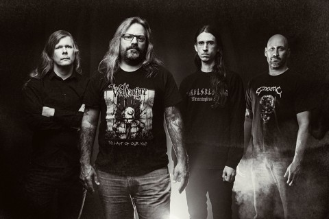 "Gorguts paid ode to ancient thinkers with new EP ""Pleiades' Dust"""