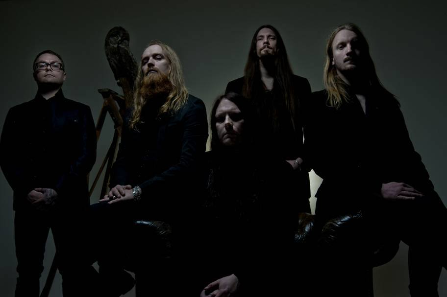 "Katatonia's press photo — Katatonia share new song ""Serac"""