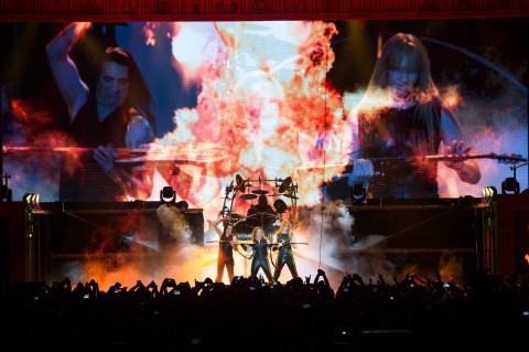Manowar to give farewell tour