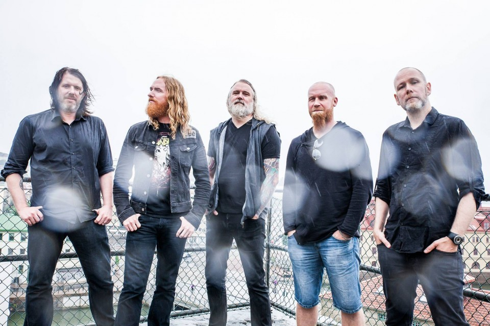 "Photo by Therés Stephansdotter Björk — Dark Tranquillity announce new album ""Atoma"" release"
