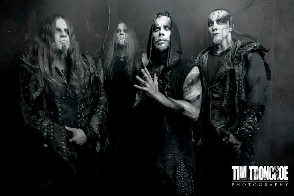 Behemoth's press photo by Tim Tronckoe — Activist is trying to cancel Behemoth's shows in Poland