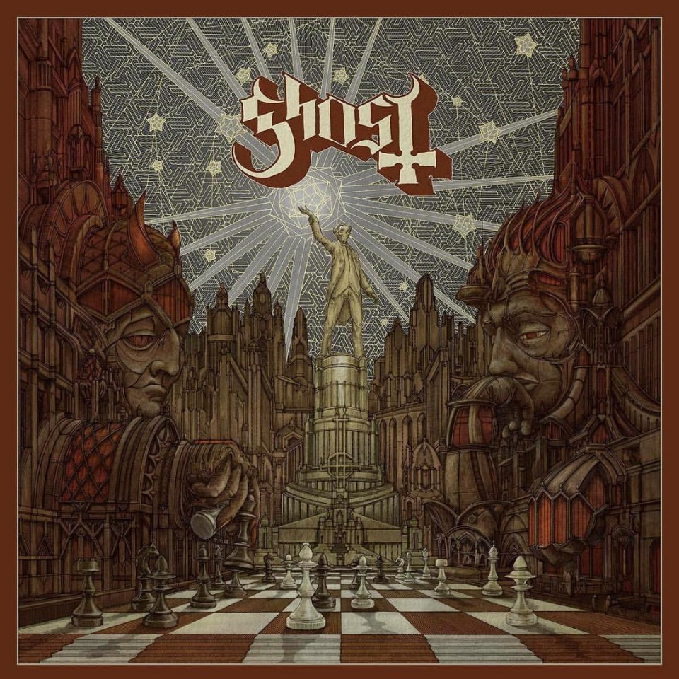 "Ghost present new song ""Square Hammer"""