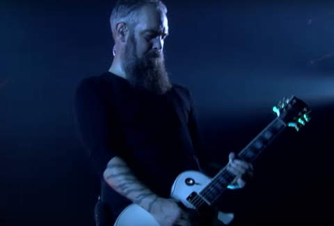 "In Flames release live video ""Only For The Weak"""