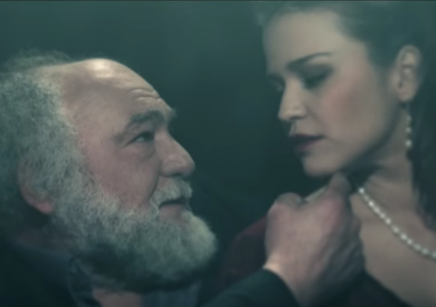"""Very dark, and beautifully cinematic"": New Faith No More video ""Cone Of Shame"""