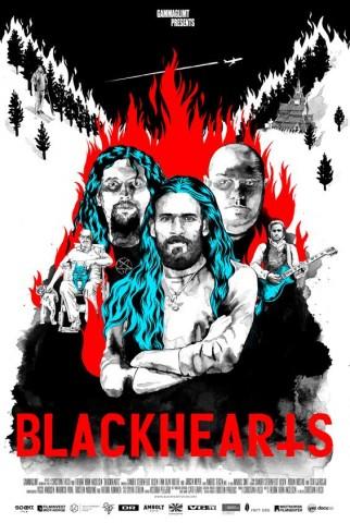 """Анонсирована премьера документального фильма """"Blackhearts"""" о фанатах блэк-метала"""
