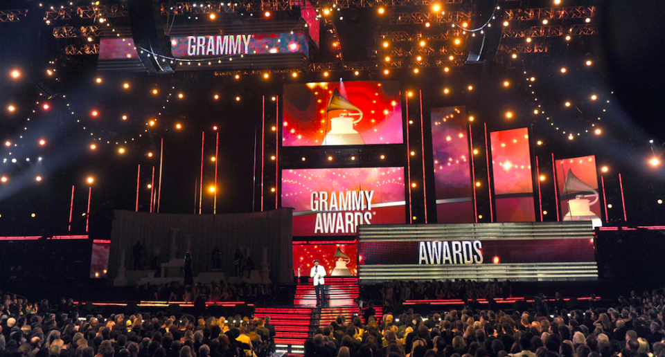 Photo is taken on grammy.com — Nominees of 59th Grammy Awards announced
