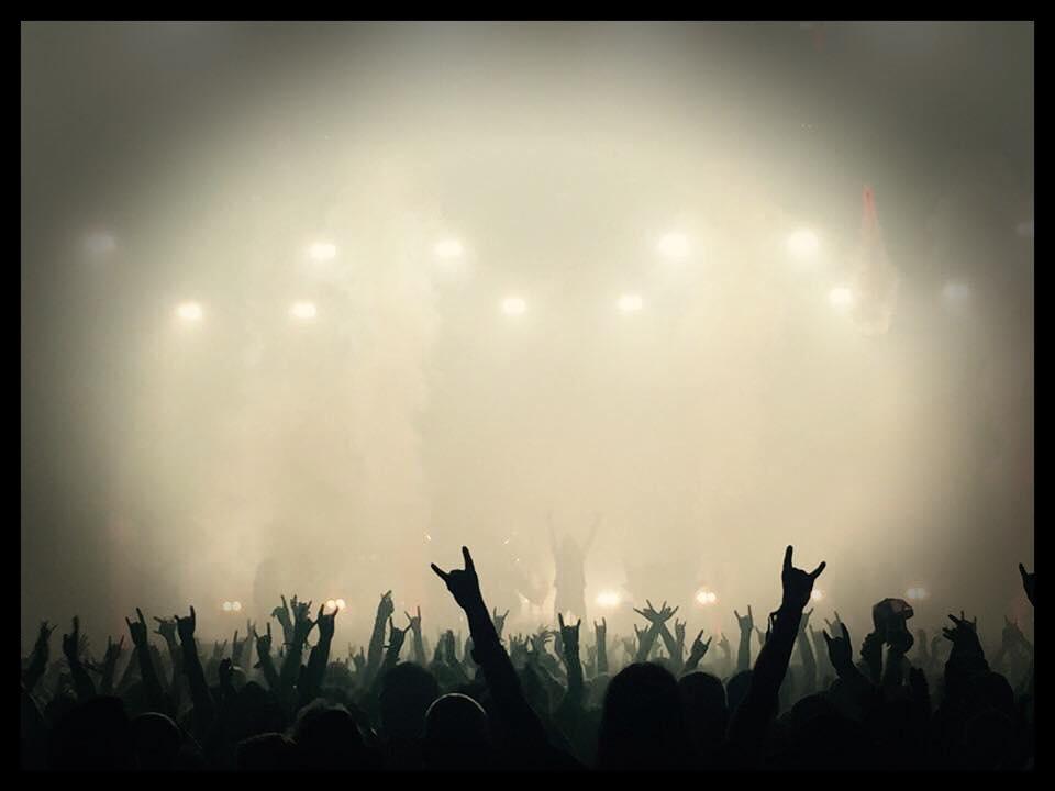 Moonspell at Graspop Metal Meeting — European winter tour dates: HammerFall, Clutch, Belphegor, Destruction, Moonspell and others