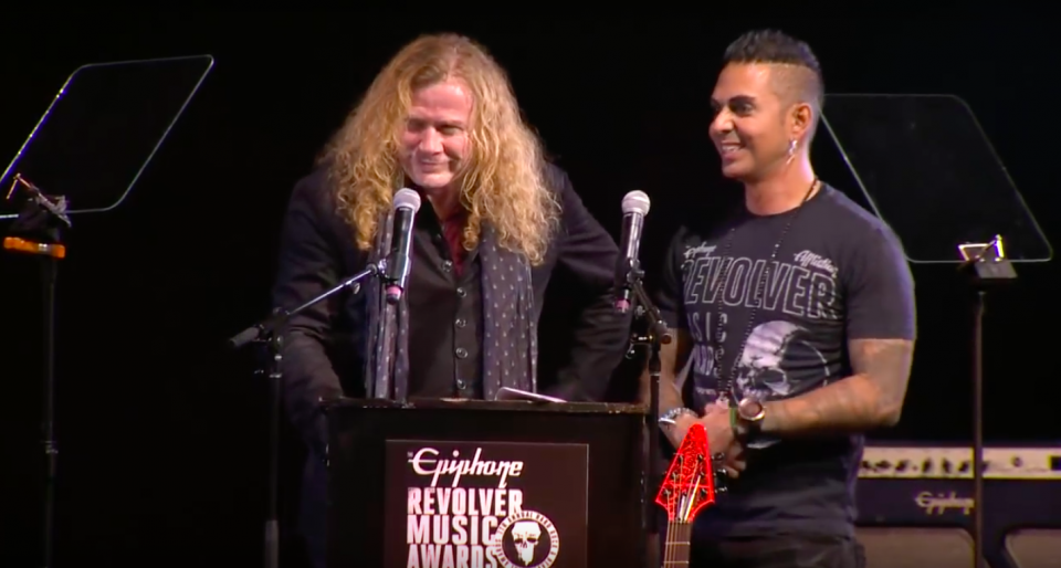 Results of The 2016 Epiphone Revolver Music Awards