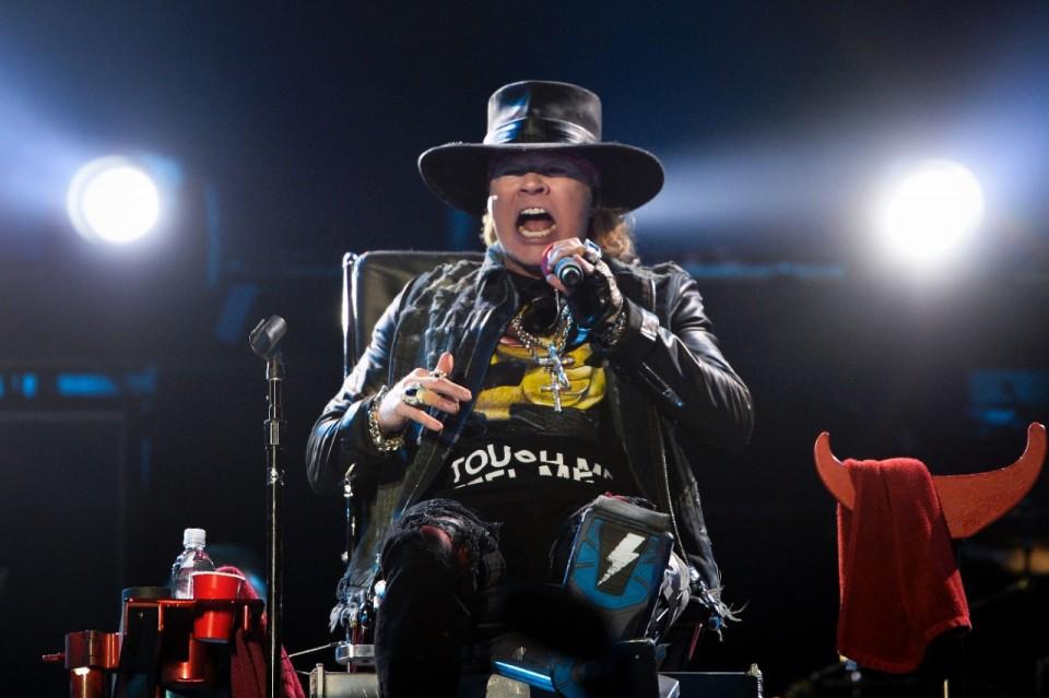 Фото — AFP / PATRICIA DE MELO MOREIRA — Самые резонансные события тяжёлой музыки за 2016 год