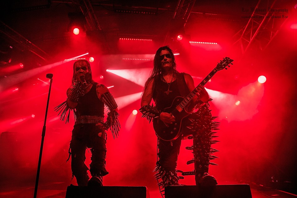 Photo of Gorgoroth by Nina Ratavaara — Gorgoroth to celebrate its 25th anniversary with European tour